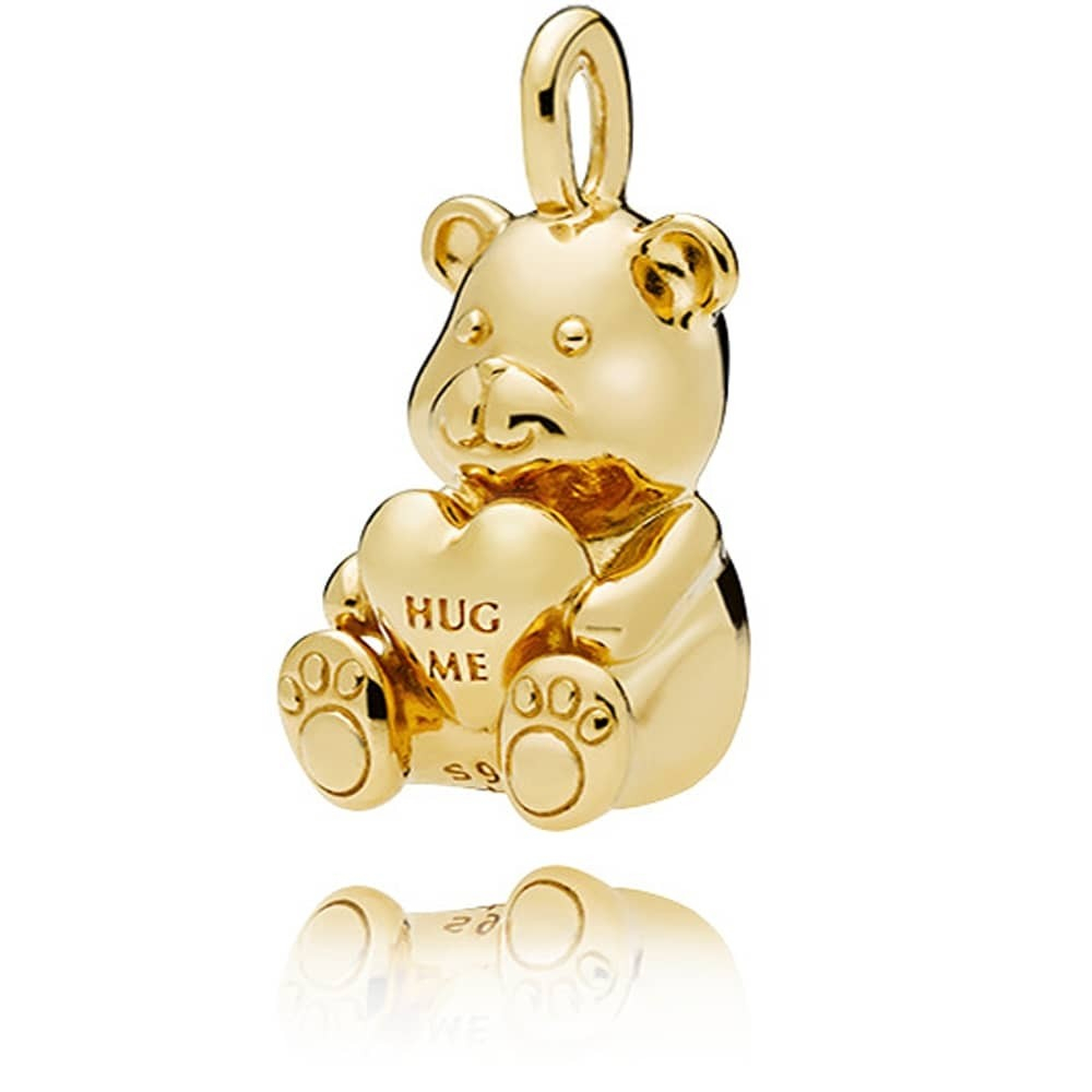 Featured Photo of Theodore Bear Pendant Necklaces