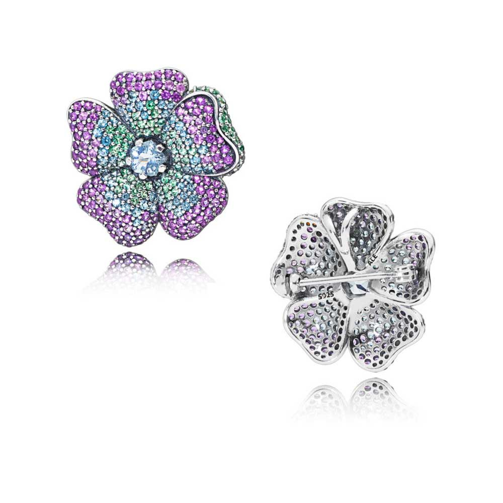 Pandora Spring 2018 | The Art Of Pandora | More Than Just A Pandora Blog Intended For Recent Glorious Bloom Pendant Necklaces (View 8 of 25)