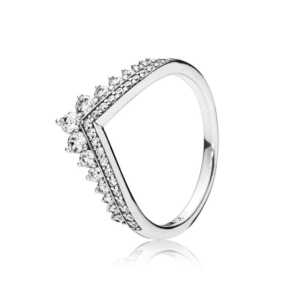 Featured Photo of Tiara Wishbone Rings