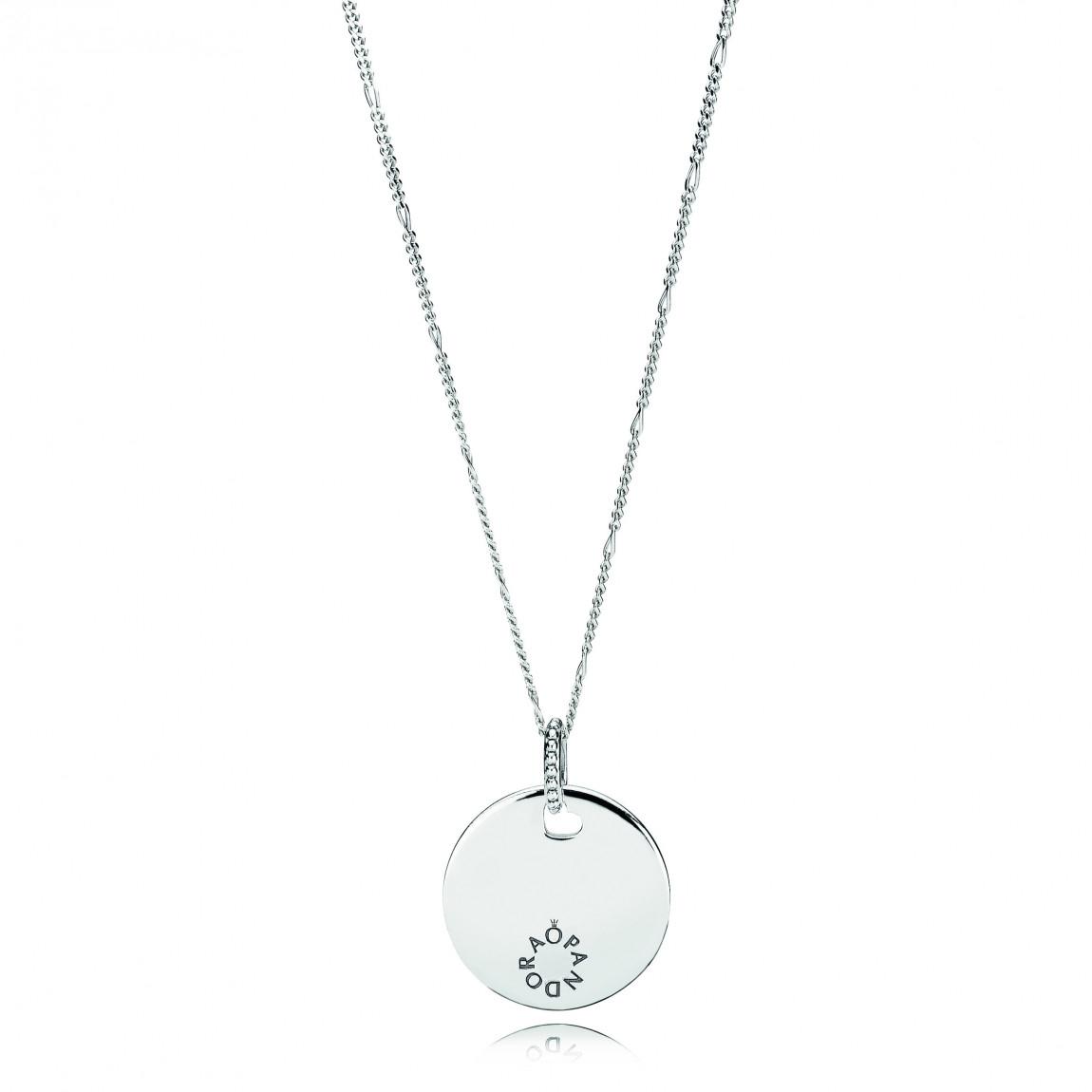 "Pandora ""tribute"" Pendant Necklace Inside 2020 Glorious Bloom Pendant Necklaces (View 14 of 25)"