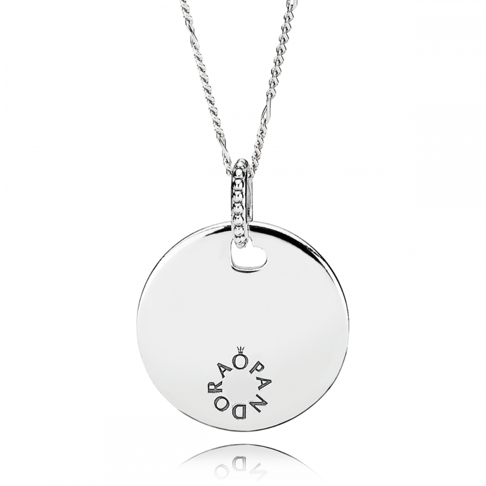 Pandora Tribute Pendant Necklace With Regard To Best And Newest Pandora Logo Pendant Necklaces (Gallery 13 of 25)