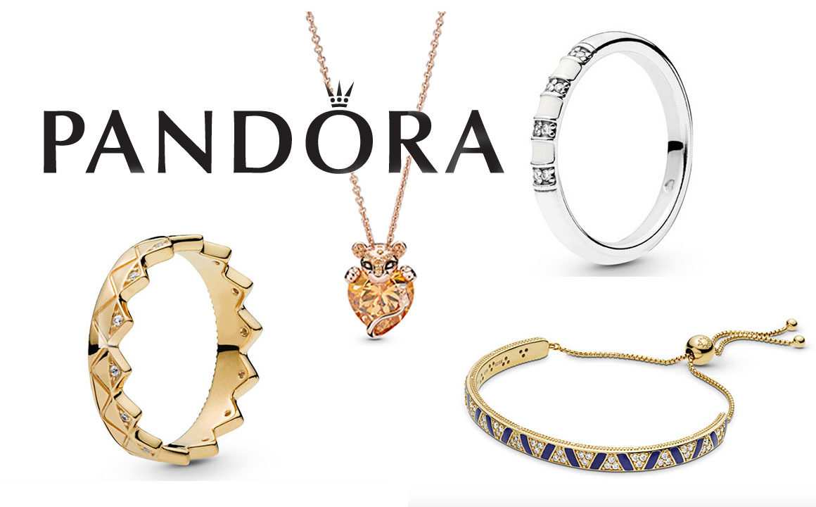 Pandora's Reinventing Itself – Check Out Their Summer Collection In Most Popular Sparkling Lioness Heart Pendant Necklaces (View 18 of 25)