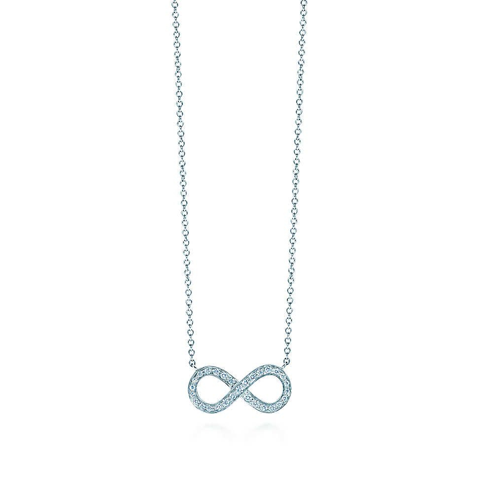 Pendant | Tattoos N Piercings N Jewelry In 2019 | Tiffany Infinity With Most Up To Date Sparkling Infinity Locket Element Necklaces (View 24 of 25)