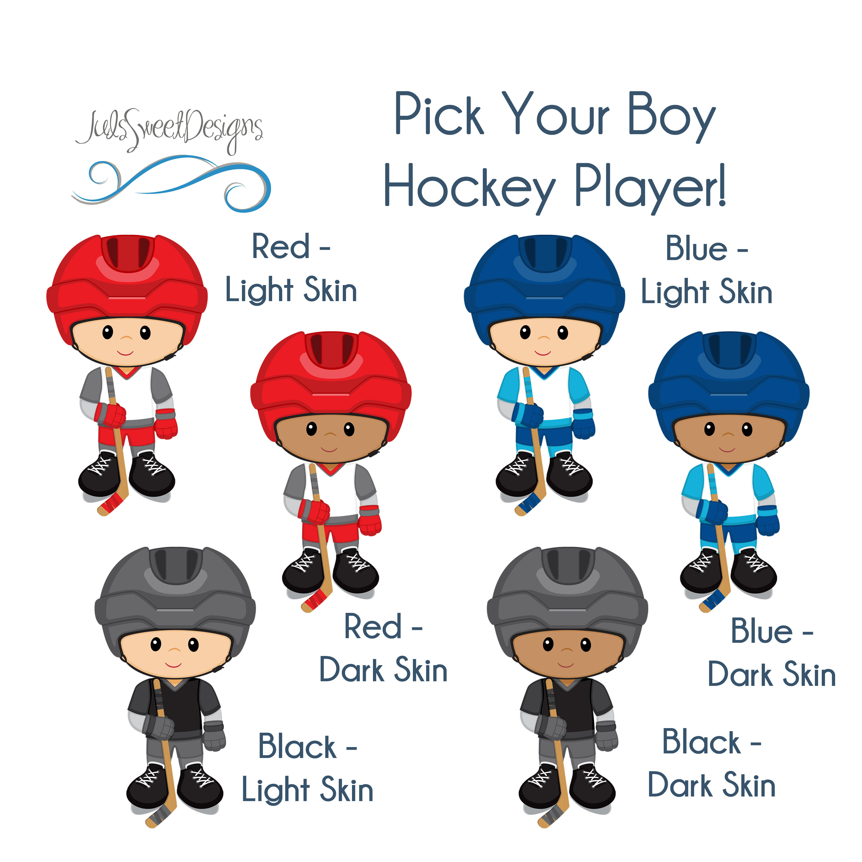 Personalized Binder – Hockey Player Boy Blue Stripes Stick Puck, 3 Ring Regarding Most Popular Blue Stripes Rings (Gallery 20 of 25)