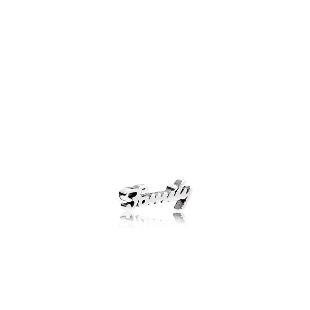 Petite Memories – Family – 796295 | Pandora Love This Colection In Current Family Script Locket Element Necklaces (View 16 of 25)