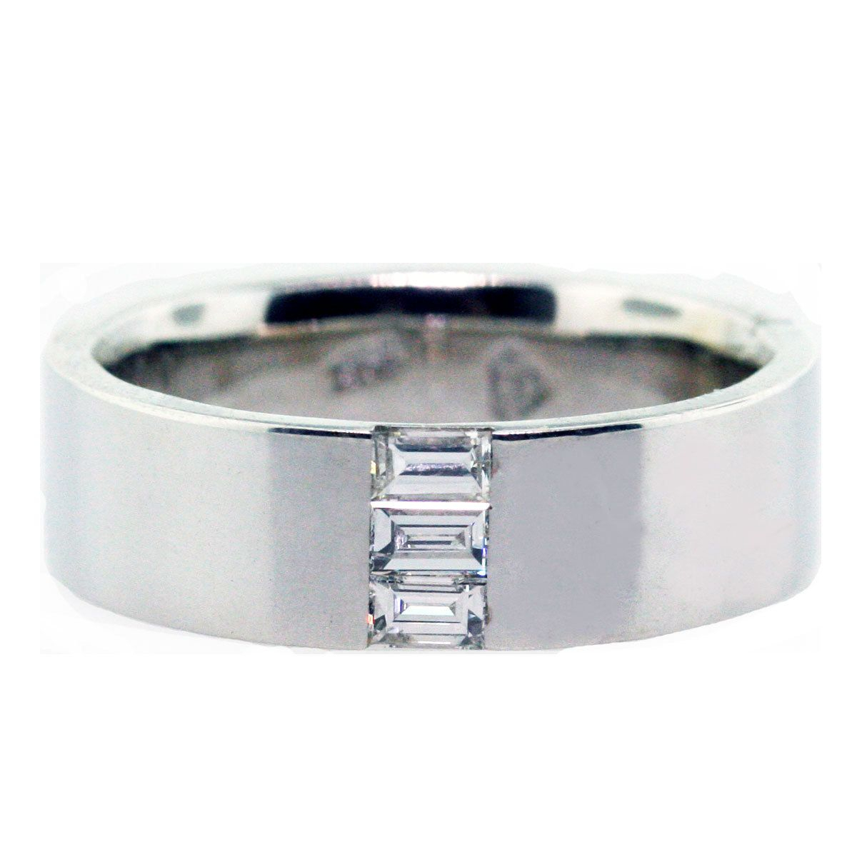 Pin On Masculine Mondays – Men's Fashion Regarding Most Current Diamond Accent Channel Anniversary Bands In White Gold (View 19 of 25)