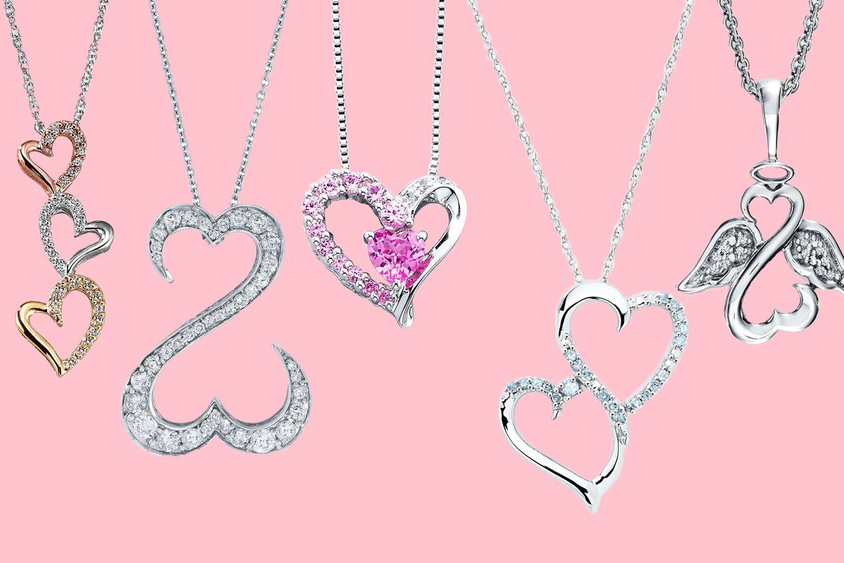 Please For The Love Of God Stop Buying Heart Shaped Jewelry For Inside 2019 Joined Hearts Necklaces (View 20 of 25)