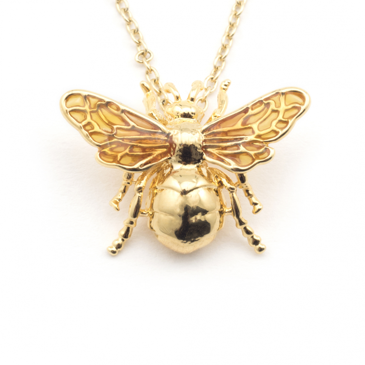 Featured Photo of Queen Bee Pendant Necklaces