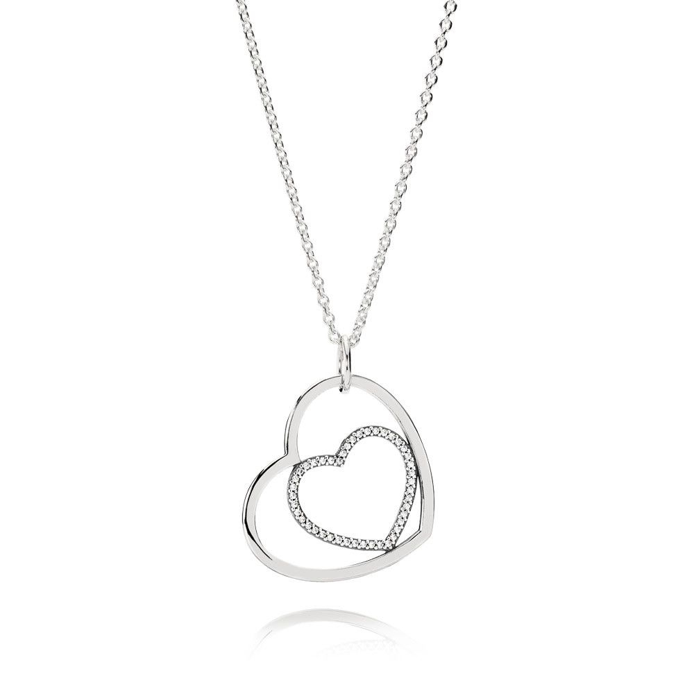 Range Of Necklaces & Pendants | Fashion Fun | Pandora Necklace Throughout Latest Hearts Of Pandora Necklaces (Gallery 18 of 25)