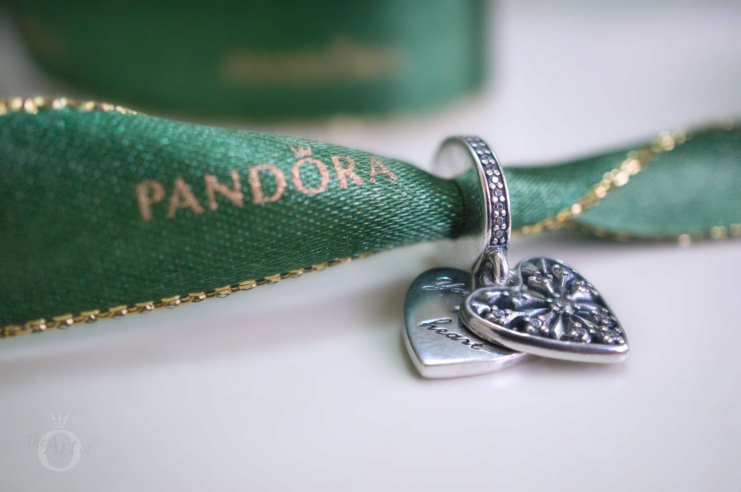 Review: Pandora Heart Of Winter Pendant Charm – The Art Of Pandora With Regard To Most Recently Released Pandora Moments Small O Pendant Necklaces (View 16 of 25)