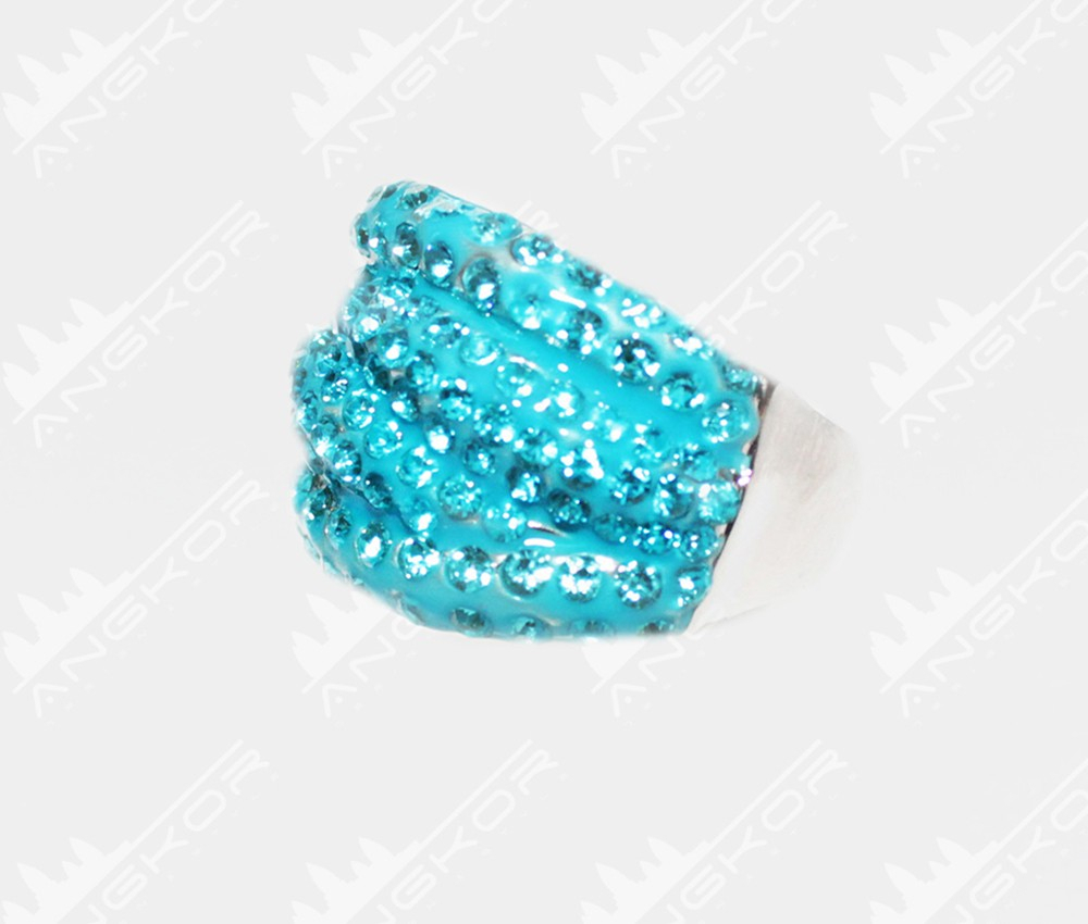 Ring Elegant Strass F – Angkor925 In Most Recently Released Elegant Sparkle Rings (View 17 of 25)
