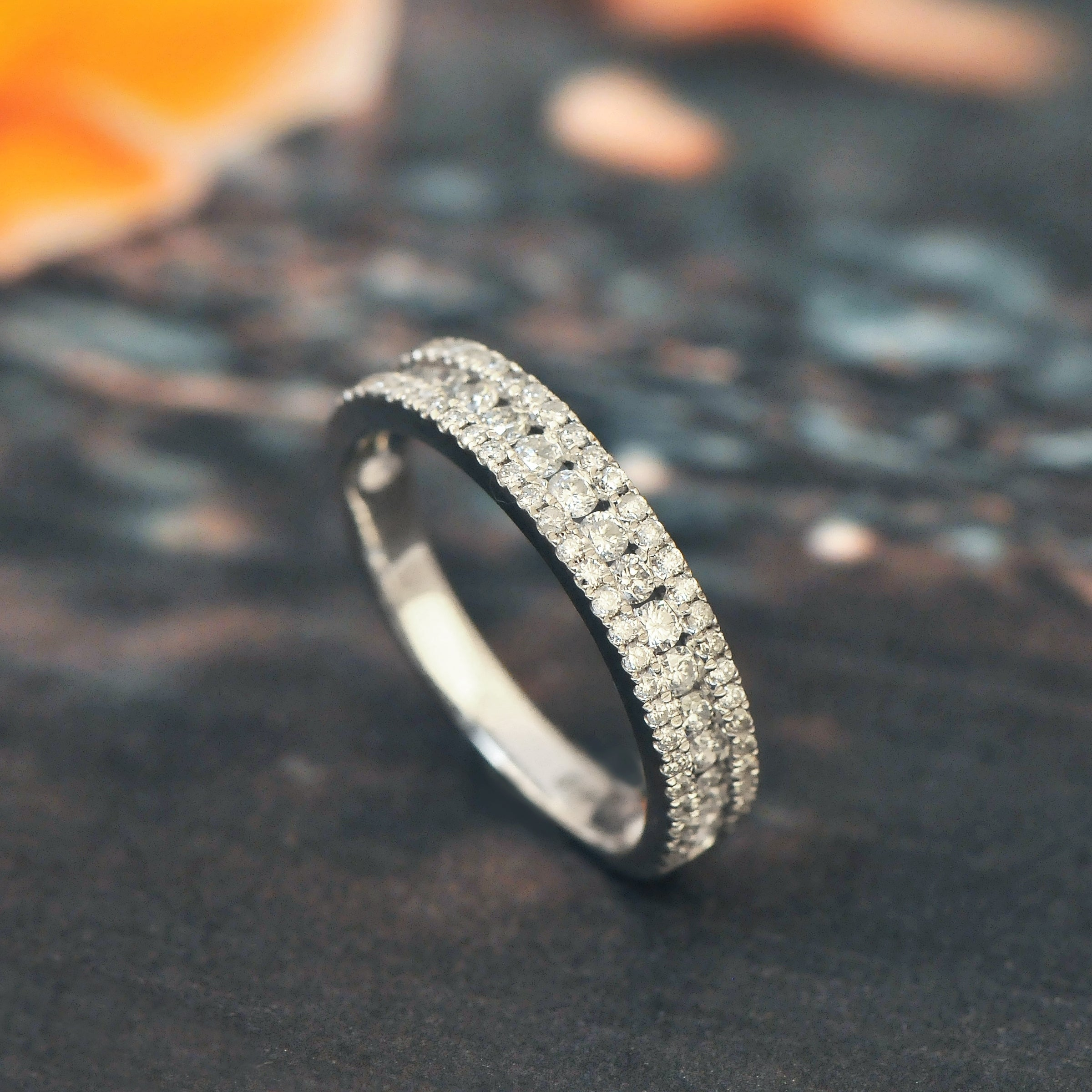 Rings | Find Great Jewelry Deals Shopping At Overstock For 2018 Sparkling Square & Circle Open Rings (Gallery 23 of 25)