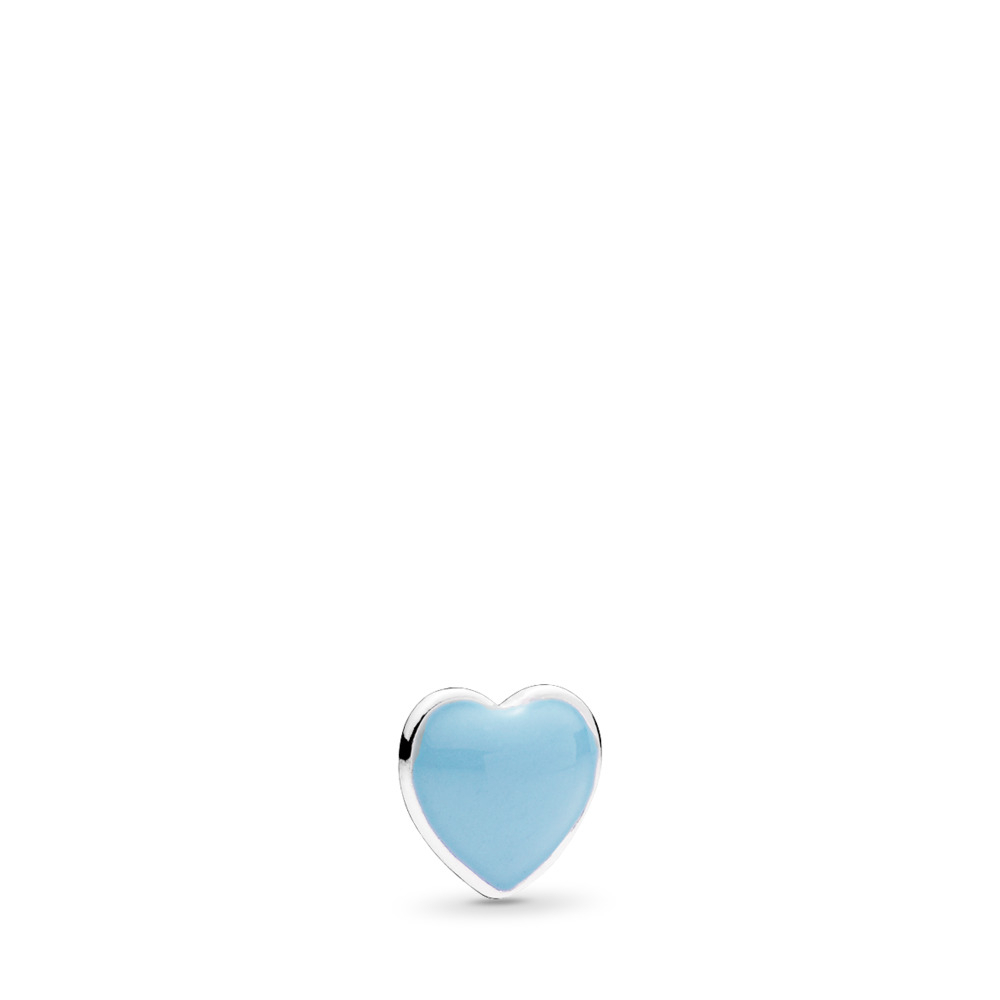 Sale Jewelry | Last Chance | Pandora Jewelry Us Throughout Most Recently Released Baby Blue Enamel Blue Heart Petite Locket Charm Necklaces (Gallery 3 of 25)