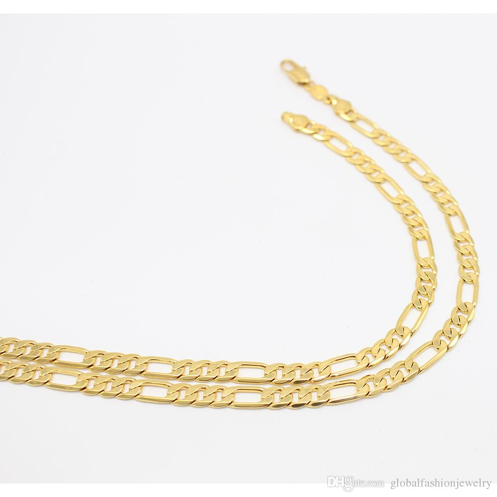 $Seoproductname With Regard To Best And Newest Classic Figaro Chain Necklaces (View 1 of 25)