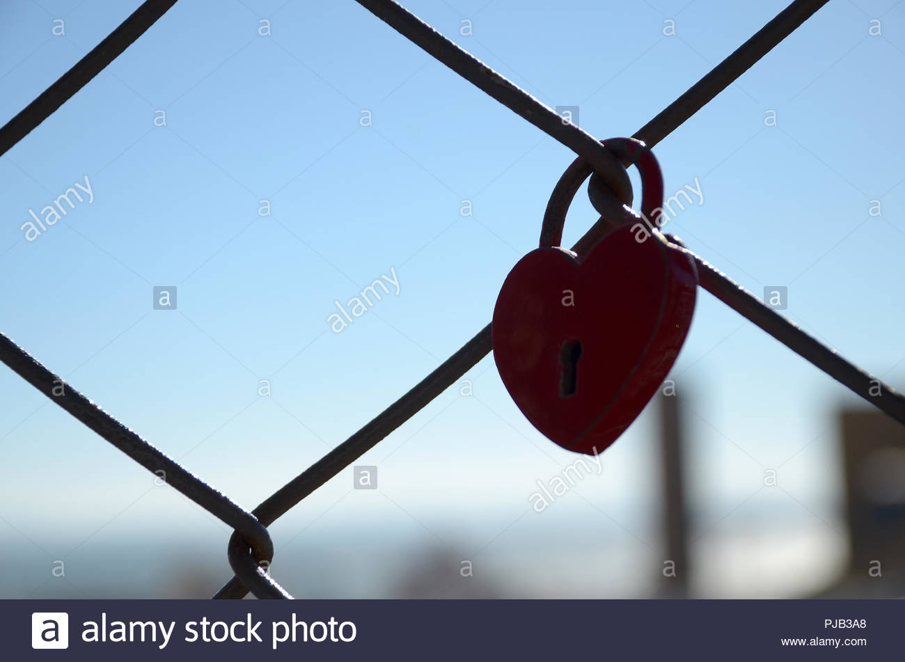 Shadow Ring Padlock Stock Photos & Shadow Ring Padlock Stock Images With Regard To Most Up To Date Heart Shaped Padlock Rings (View 21 of 25)
