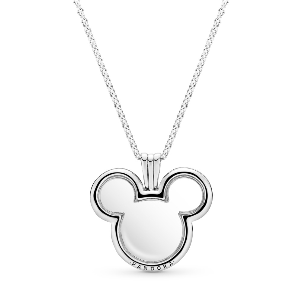Shop 2019 Pandora Jewelry | Pandora Jewelry Us Inside Most Current Disney Sparkling Mickey Icon Petite Locket Charm Necklaces (View 4 of 25)