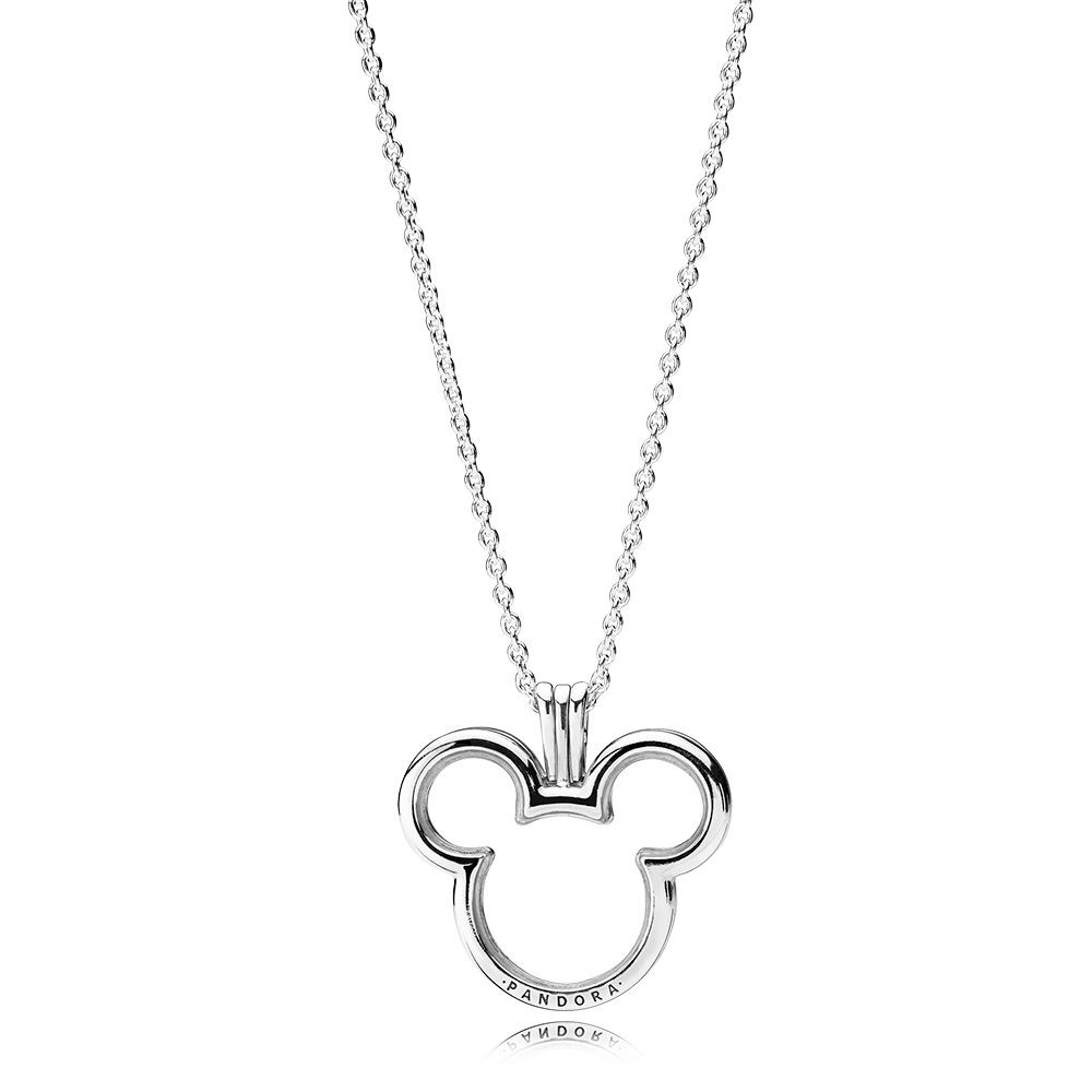Shop Pandora Autumn Collection 2018 Disney,mickey Floating Locket Intended For 2020 Pandora Lockets Logo Dangle Charm Necklaces (View 15 of 25)