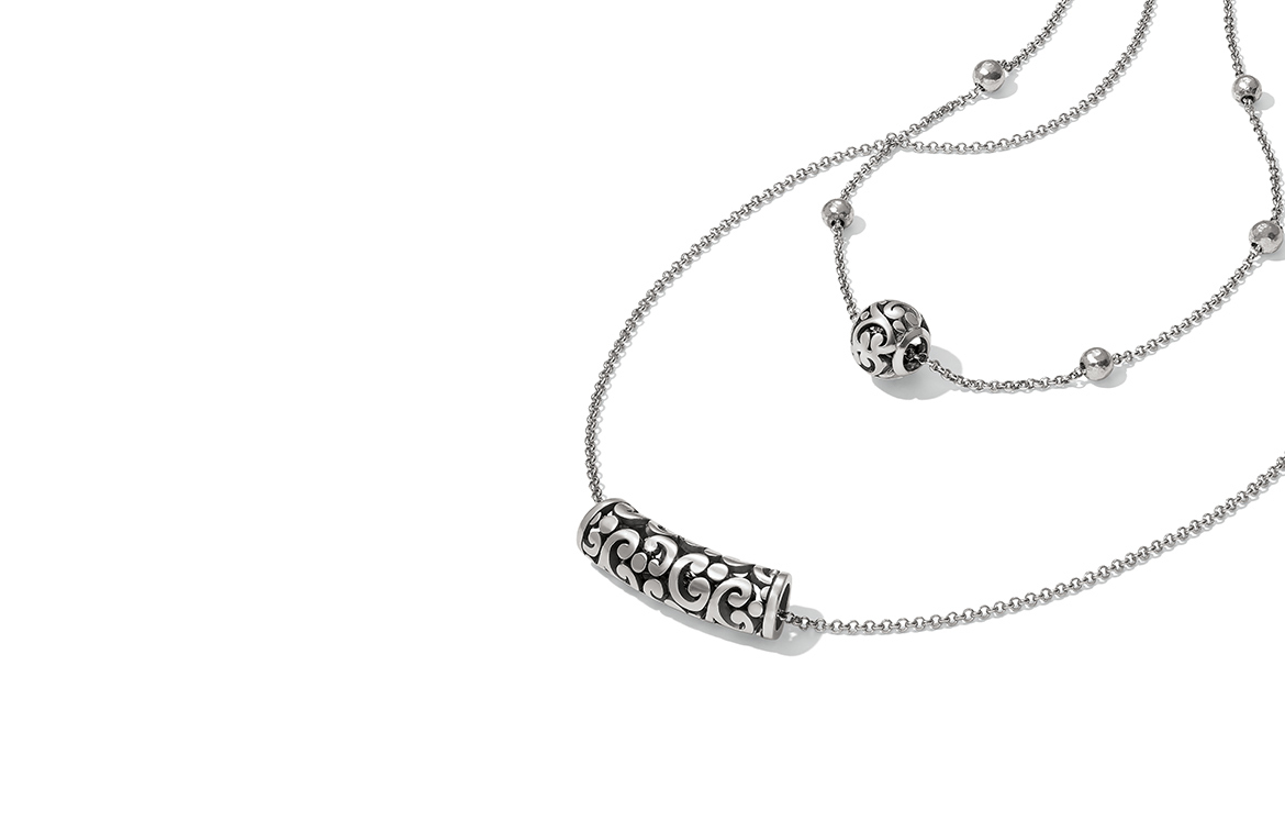 Silver Charm Beads – Charm Bracelet Beads | Brighton Collectibles In Latest Sparkling Ice Cube Circle Pendant Necklaces (Gallery 23 of 25)