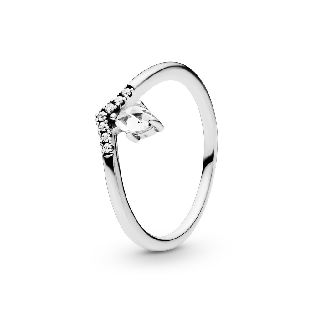 Silver Rings | Shop Sterling Silver Jewellery Pertaining To Latest Princess Wish Rings (View 19 of 25)