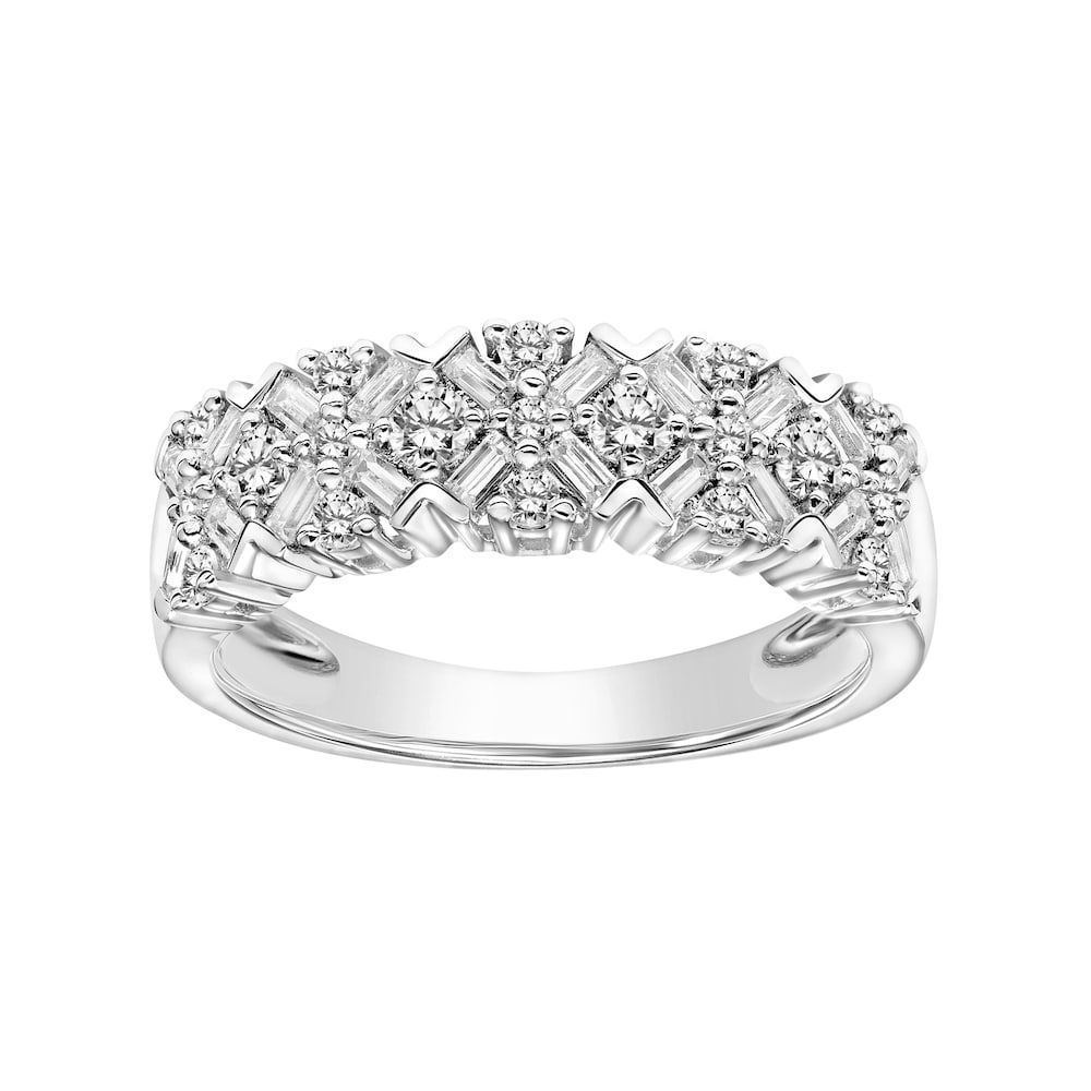 Simply Vera Vera Wang 14K White Gold 3/4 Carat T.w (View 22 of 25)