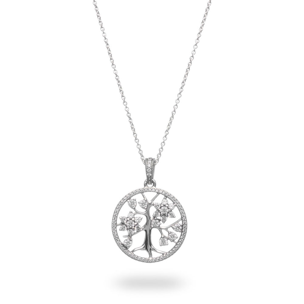 Sparkling Family Tree Necklace With Regard To 2019 Sparkling Family Tree Necklaces (View 18 of 25)