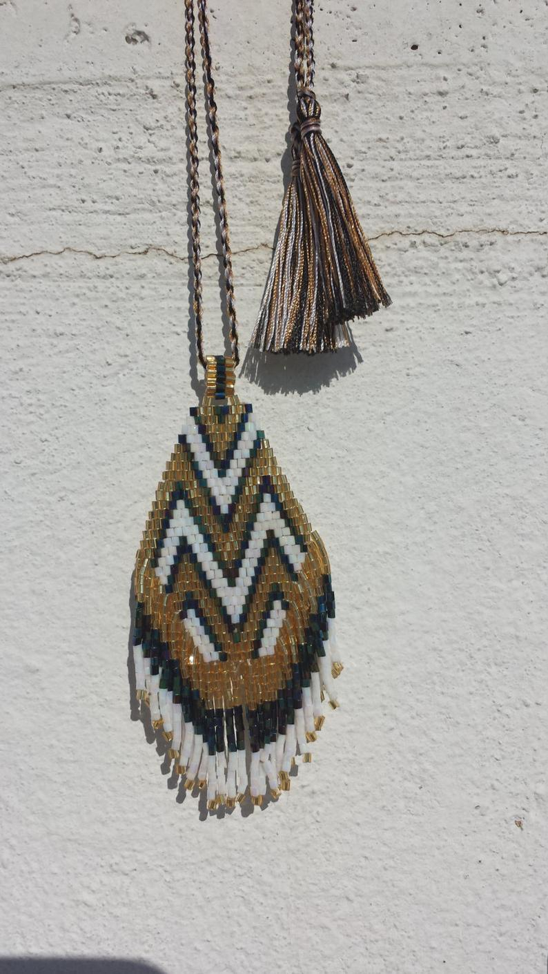 Sparkling Miyukibead Necklace Throughout Most Up To Date Sparkling Pattern Necklaces (View 8 of 25)
