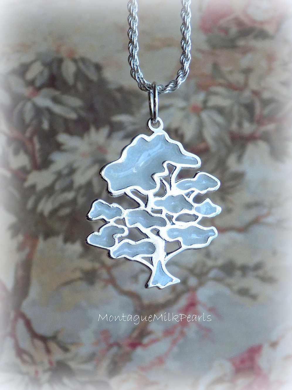 Tree Of Life Breastmilk Necklace | Mysite In Best And Newest Shimmering Snowflake Locket Element Necklaces (View 18 of 25)