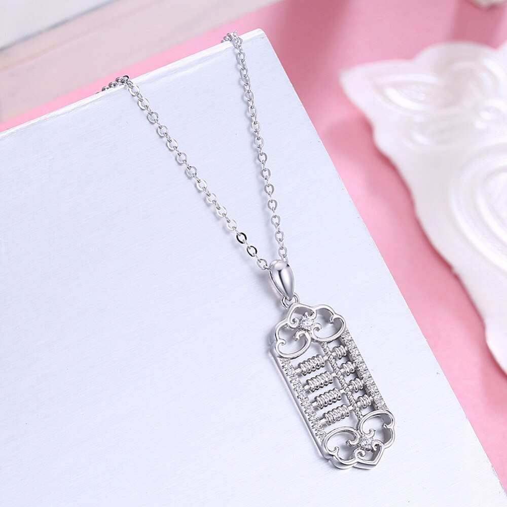 Us $24.67 49% Off|Otogo Transing Classic Fashion Pure Silver Crystal Comes  From Element Sta Necklace/pendants For Girls Best Gift Svn256 In Pendants For 2020 Classic Flower Locket Element Necklaces (Gallery 20 of 25)
