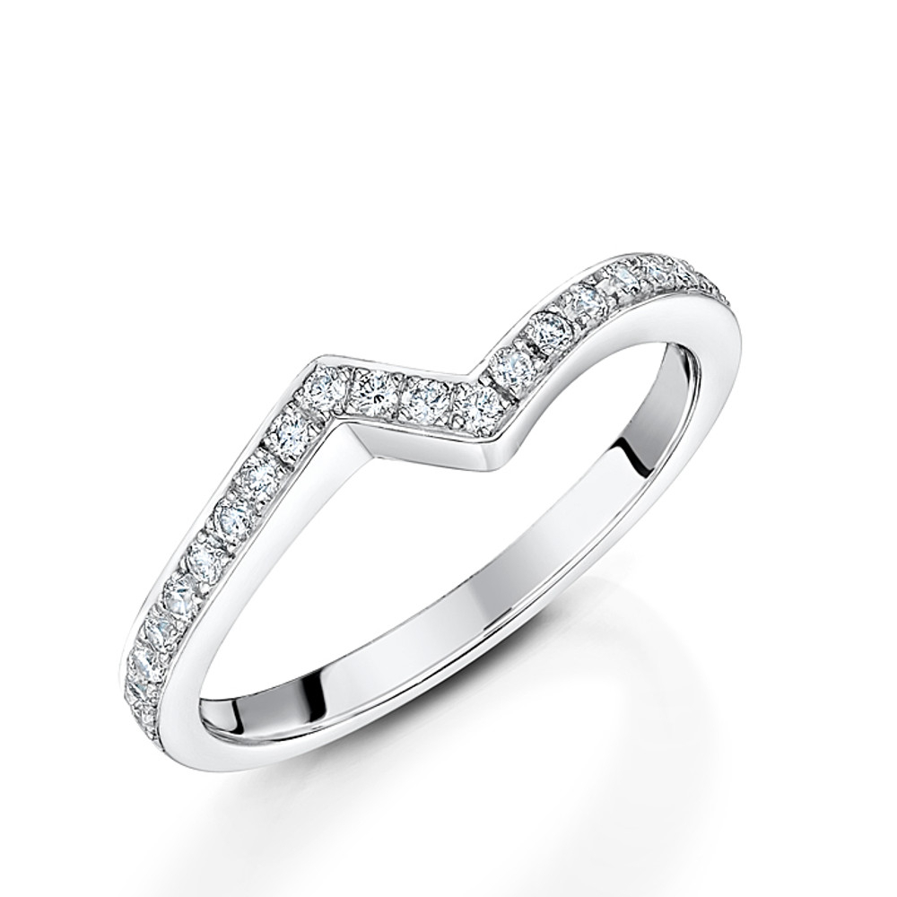 Wedding Rings – Why Jewellers Pertaining To Most Current Diamond Zig Zag Anniversary Rings In White Gold (View 20 of 25)