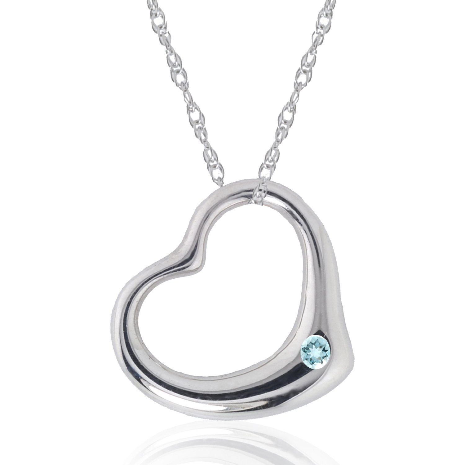 What Is The Meaning Of The Open Heart Necklace? Intended For Current Open Heart Necklaces (View 15 of 25)