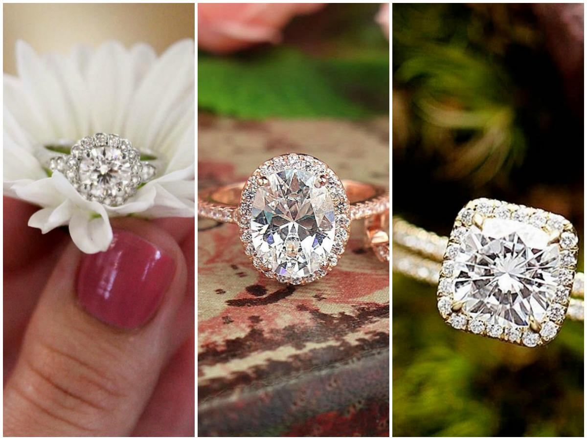 12 Diamond Engagement Rings That Will Leave You Speechless Pertaining To Winston Blossom Diamond Engagement Rings (View 1 of 25)
