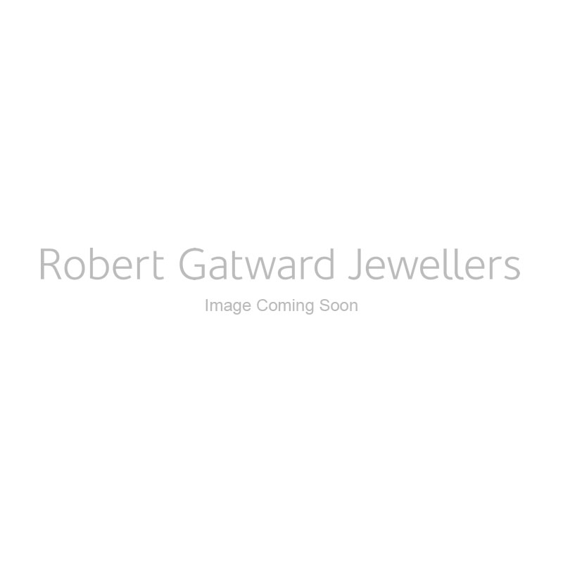 18ct White Gold 0.78ct Oval Cut Ruby And 0.14ct Diamond Cluster Necklace With Most Current Ruby And Diamond Cluster Necklaces (Gallery 13 of 25)