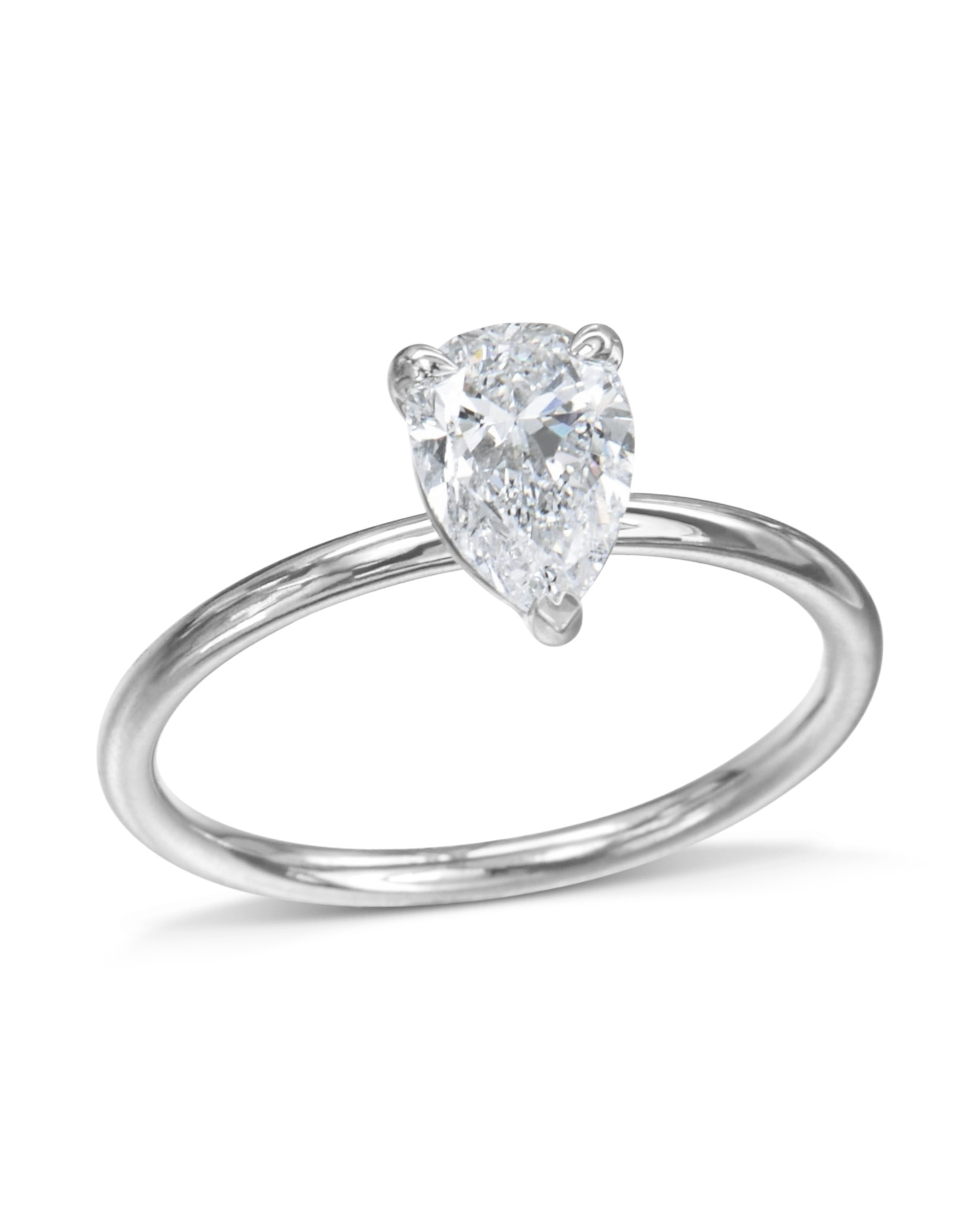 Featured Photo of Pear Shaped Engagement Rings