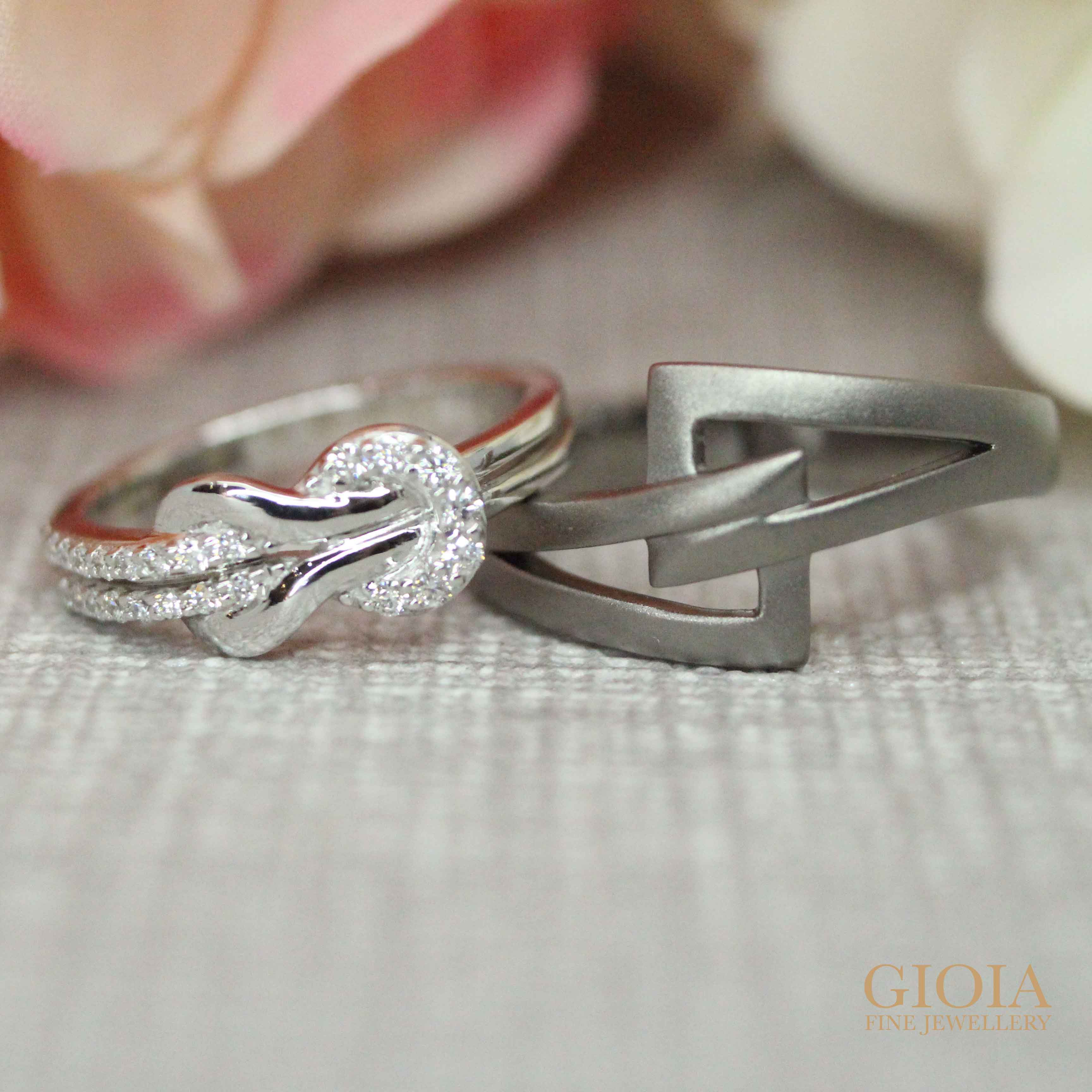 Custom Made Wedding Bands – Unique Creation With Your Idea For Latest Ribbon Diamond Wedding Bands (View 9 of 25)