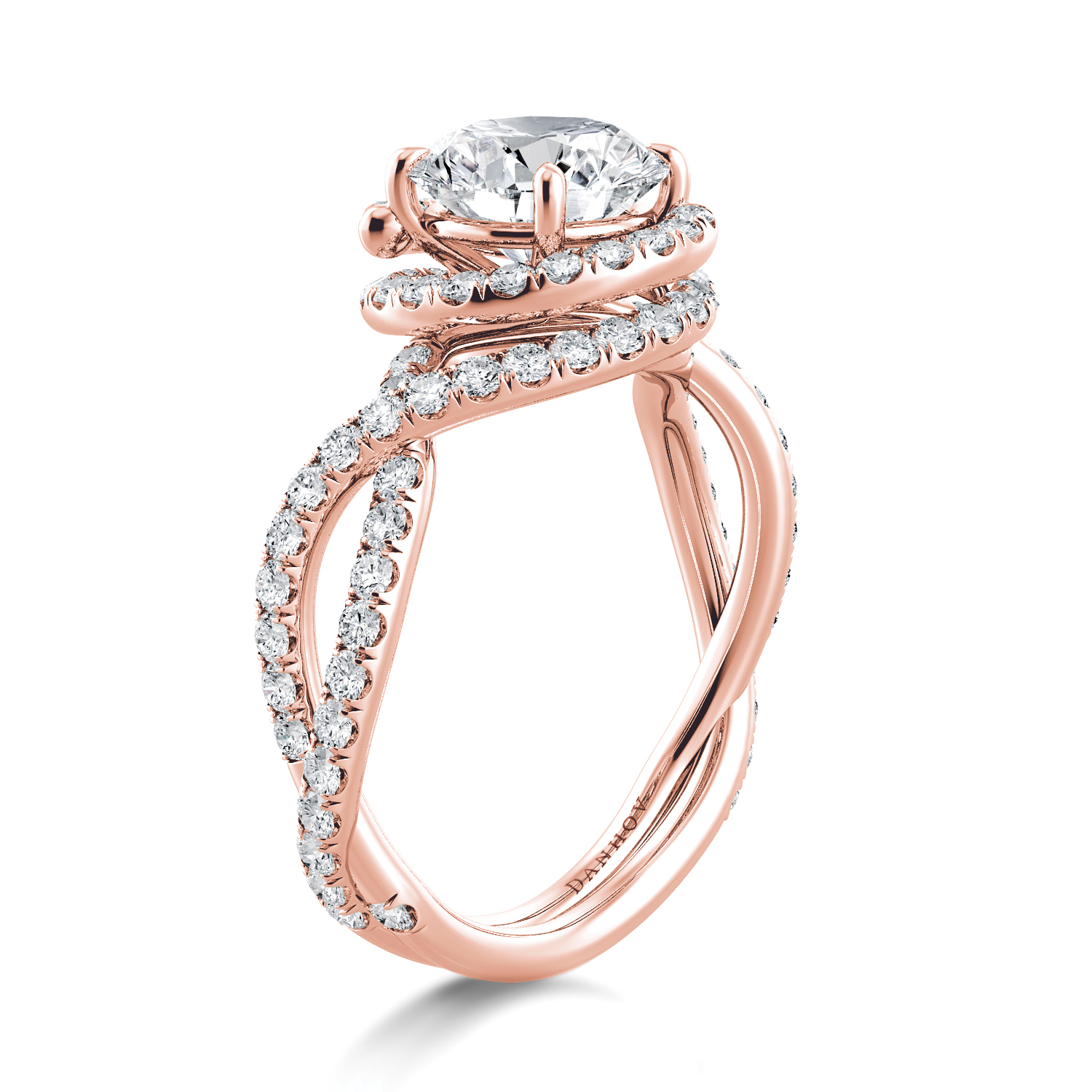 Danhov Diary | Sharing Thoughts, Information, News And Intended For Recent Princess Cut Single Diamond Wedding Bands In Rose Gold (View 12 of 25)