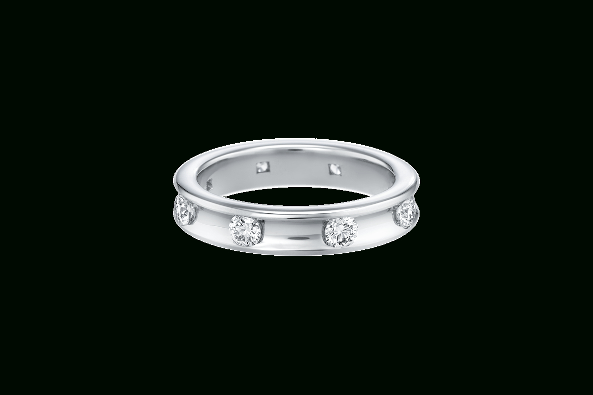 Featured Photo of Diamond Voilà Wedding Bands