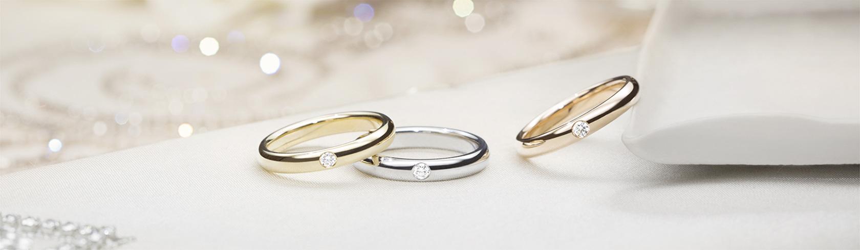 Diamond Wedding Bands | Fine Jewelry | Harry Winston With Regard To 2018 Single Diamond Zalium Wedding Bands (View 7 of 25)