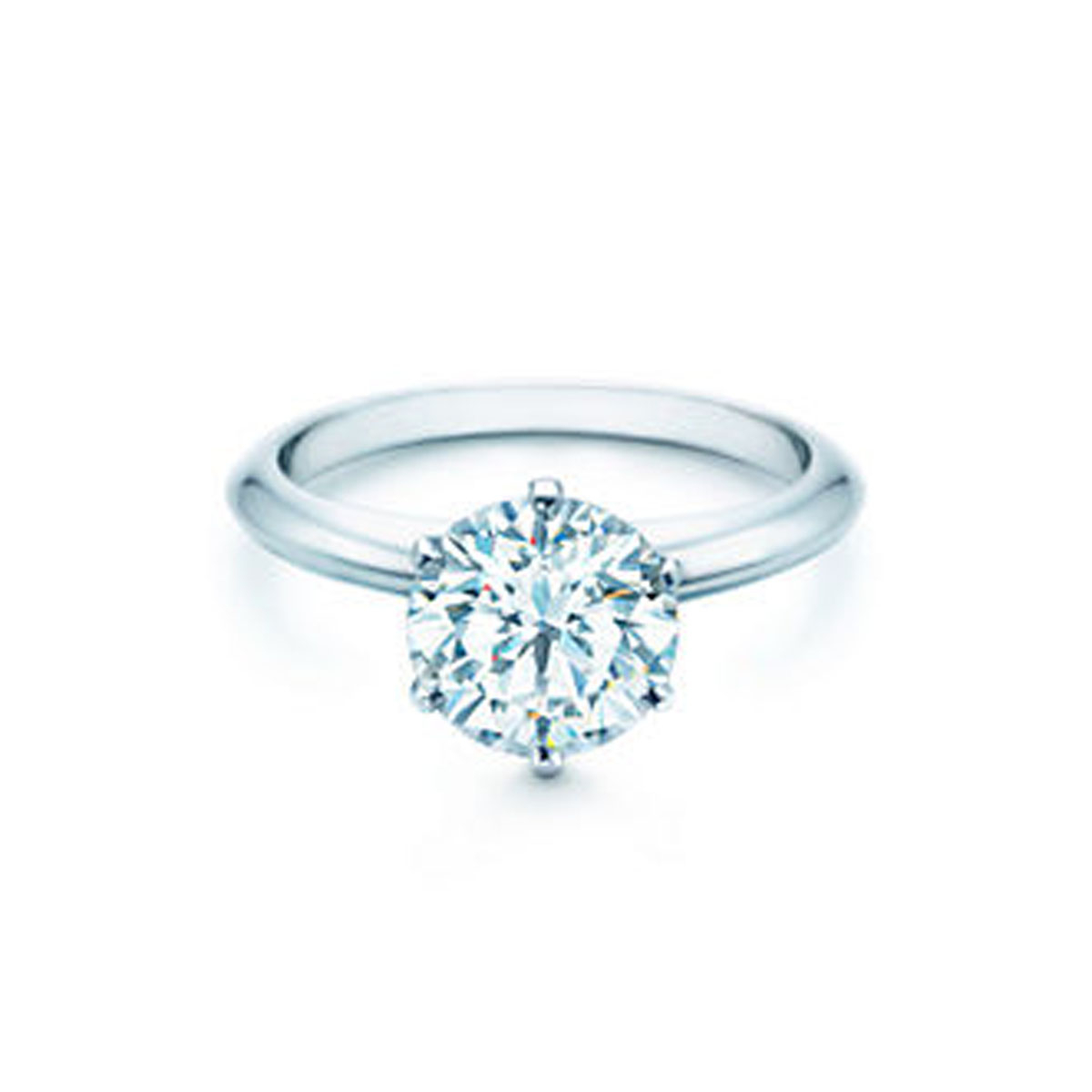 Engagement Rings – The Classics | With Regard To Winston Blossom Diamond Engagement Rings (View 4 of 25)