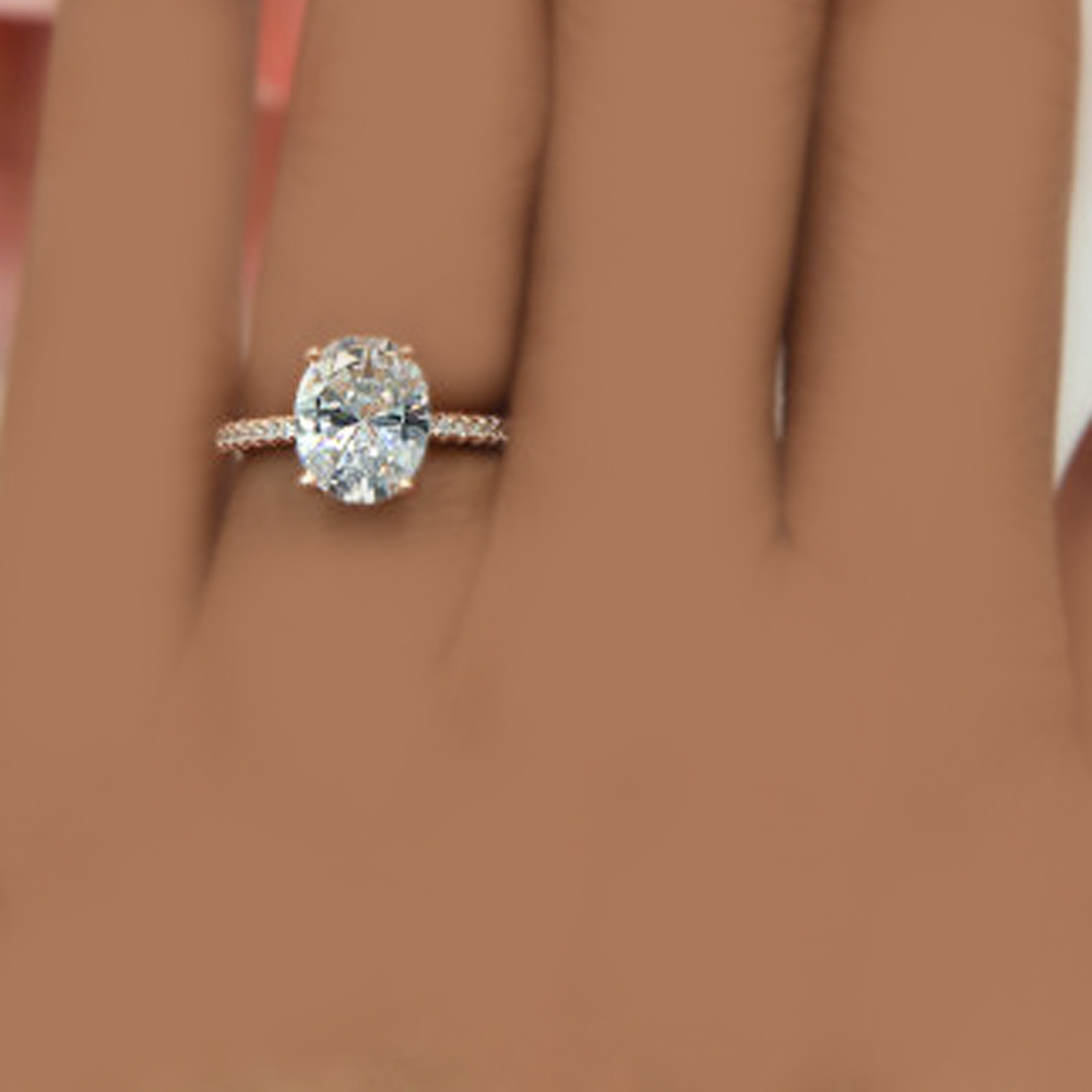 Gia Certified Diamond Engagement Ring (View 16 of 25)