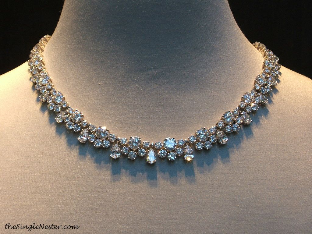 Featured Photo of Diamond Wreath Necklaces