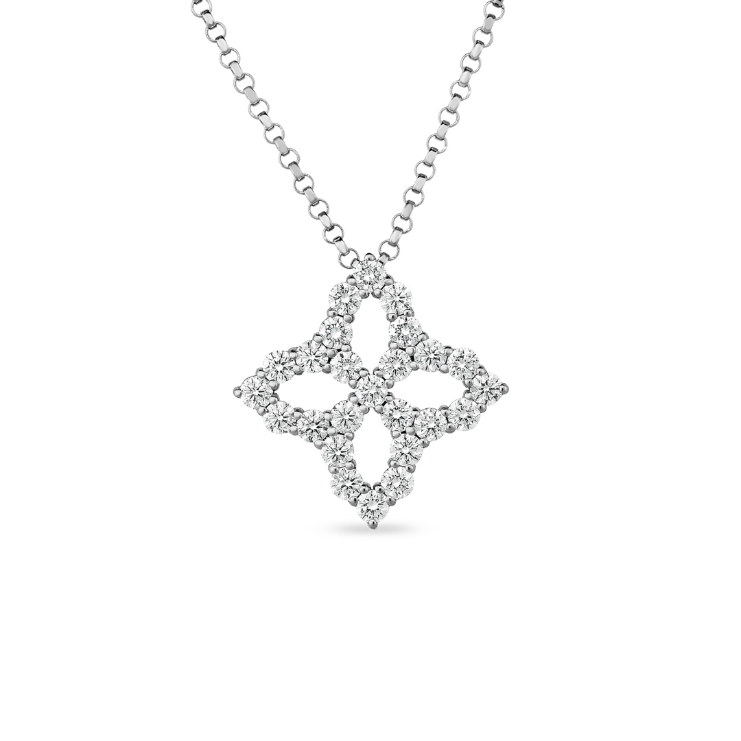 Featured Photo of Medium Diamond Necklaces