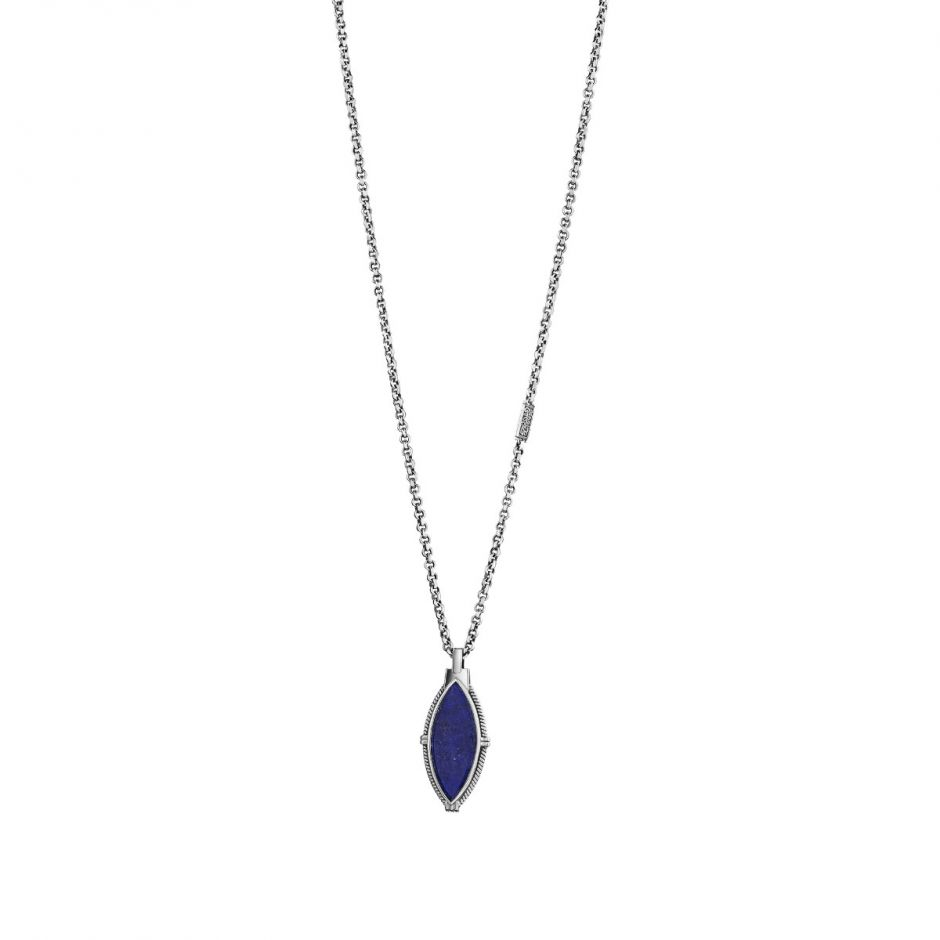 Necklaces Pertaining To 2020 Reversible Diamond, Sapphire And Aquamarine Pendant Necklaces (View 18 of 25)