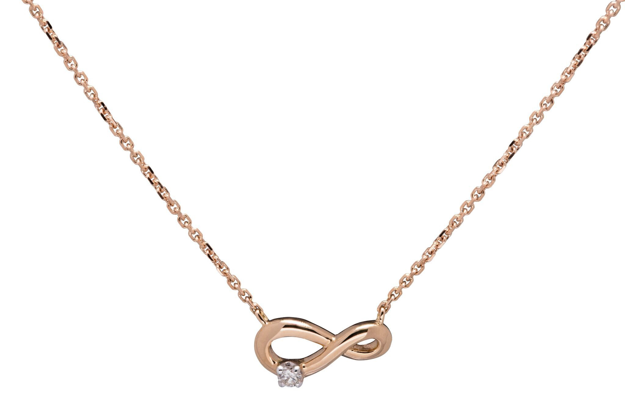 Shop Gold Diamond Necklace Online – Hortensiadelove – Medium Inside Latest Medium Diamond Necklaces (View 23 of 25)