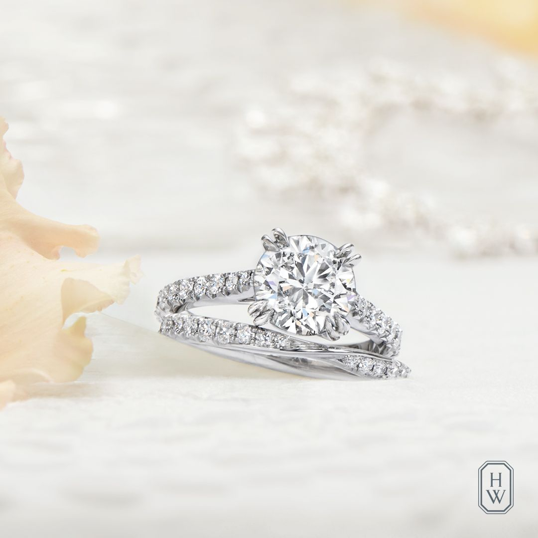 Something New. Presenting The Brilliant Love Diamond Wedding Throughout Brilliant Love Diamond Engagement Rings (Gallery 3 of 25)
