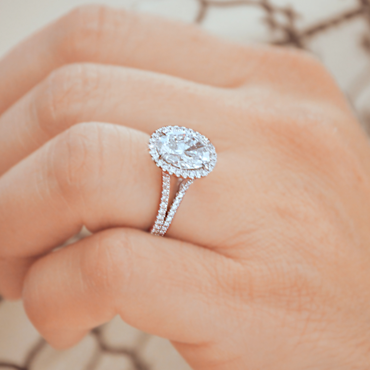 Unique Engagement Rings – Ascot Diamonds For Oval Shaped Engagement Rings (View 25 of 25)