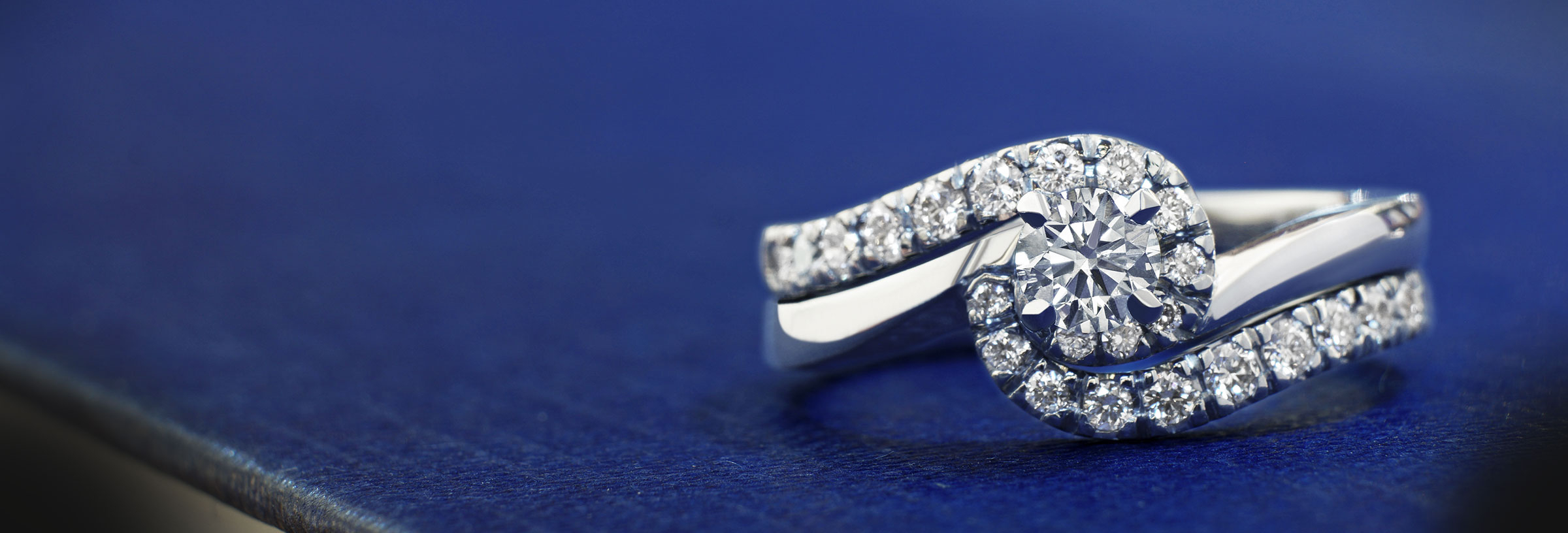 Wave Shaped Wedding Rings | Harriet Kelsall Regarding Recent Wave Diamond Wedding Bands (View 4 of 25)