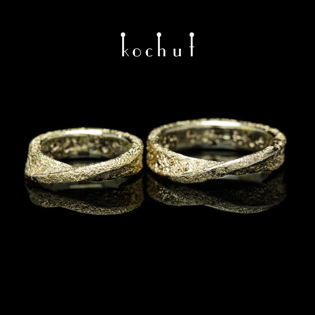 "Wedding Rings ""celtic Ribbon Of Moebius"" (View 24 of 25)"