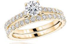 18k Gold Wedding Rings