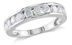 10 Year Diamond Anniversary Rings
