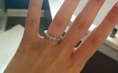 10 Year Wedding Anniversary Rings